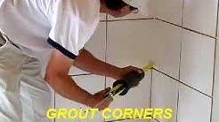 The Grout Gun Video - How to Grout Tile