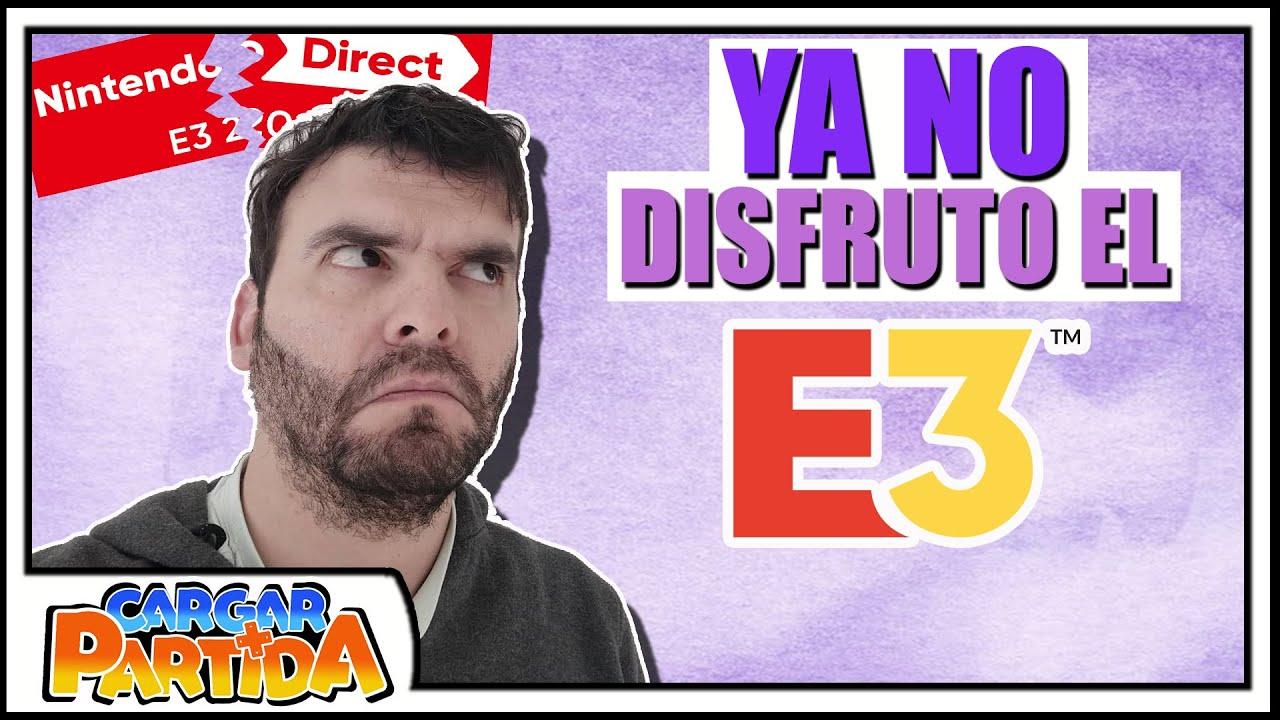 TOP 7: Peores Problemas Del E3 || CARGAR PARTIDA