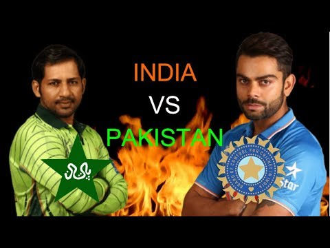 INDIA VS PAKISTAN ICC Champions Trophy 2017 Final Match   BAHUBALI 2 Trailer Parody   Mauka Mauka