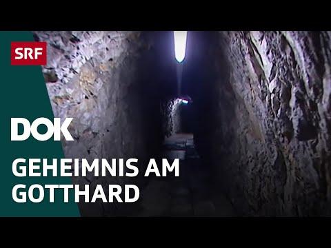 Alpenfestung Gotthard – Auf den Spuren eines nationalen Mythos | Doku | SRF DOK