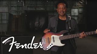 Freddie Washington Demos The Rumble Stage 800 | Rumble Bass Amps | Fender