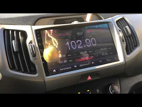 Решение проблемы с радио на китайском ГУ Kia Sportage 3