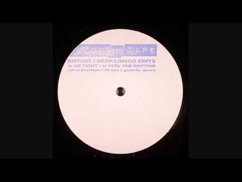 Deep & Disco Edits - Feel The Rhythm (Razor-N-Tape 1)