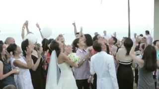 Jeannie + Erwin wedding day