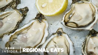How Oysters Are Farmed In Scotland's Lochs | Regional Eats