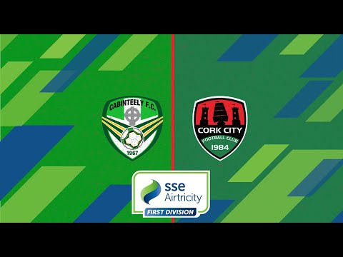 First Division GW20: Cabinteely 2-2 Cork City