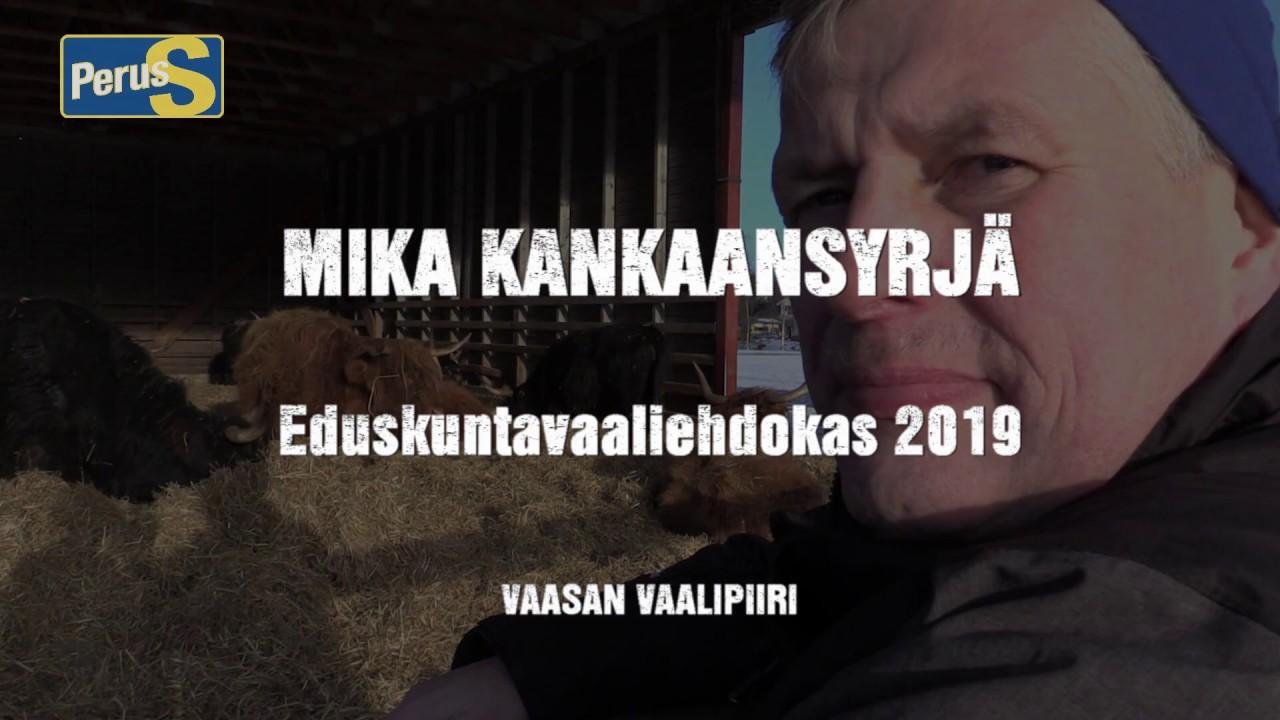 Mika Kankaansyrjä