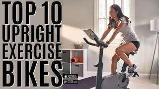Top 10: Best Upright Exercise Bikes of 2021 / Magnetic Indoor Cycling Bike / Folding Exercise Bike