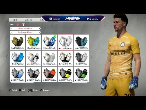 FIFA 20  NEW Goalkeeper Gloves & Boots