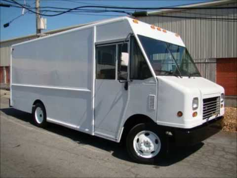 Step Vans For Sale 2006 Workhorse Step Van For Sale From