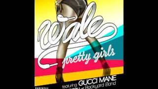 Pretty Girls Remix Wale Featuring Chris Brown & Fabulous Full