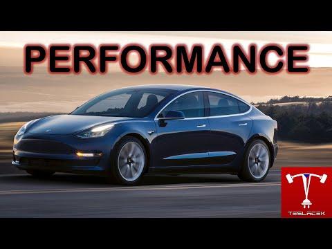 #54 Recenze Tesla Model 3 Performance (EU Verze) | Teslacek