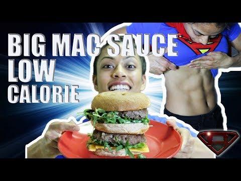 How to Make Low Calorie Big Mac Sauce