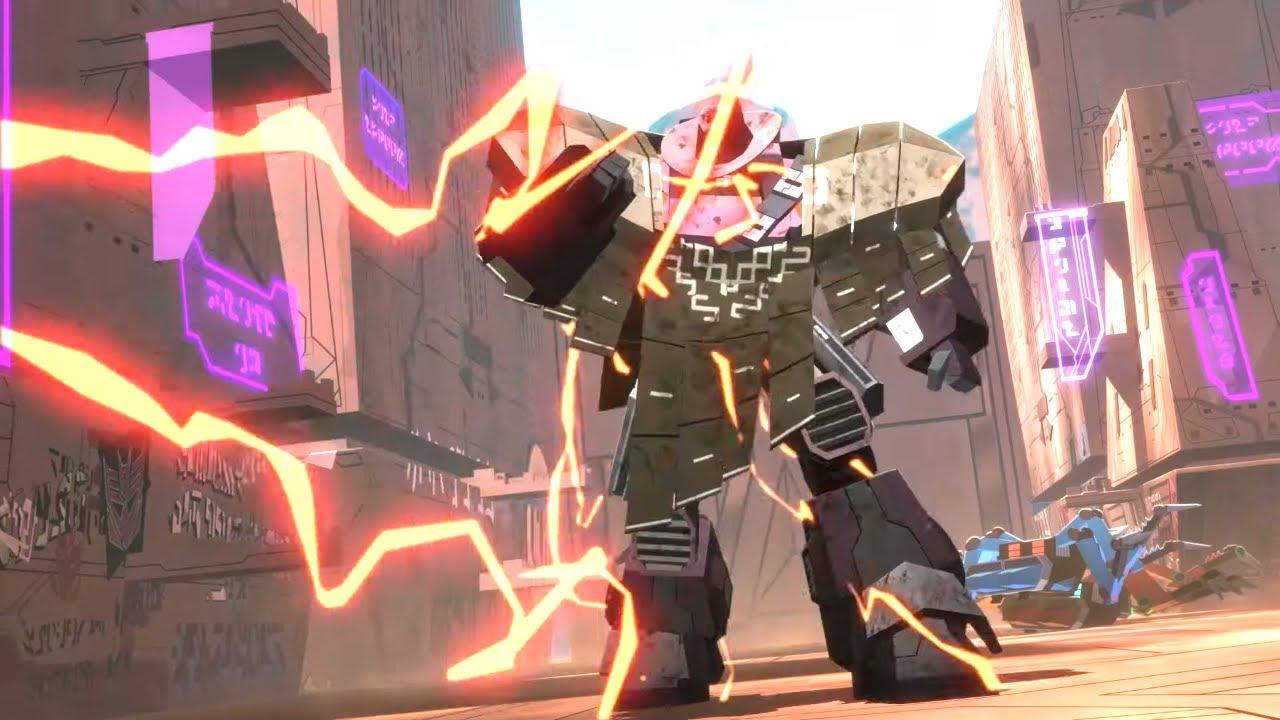 Download Transformers Cyberverse Season 3 Episode 20 ⚡️ Full Episode ⚡️ Wild Wild Wheel