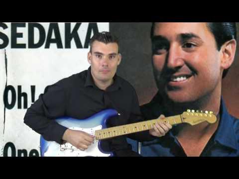 Oh Carol - Neil Sedaka - Guitar Cover by Steve Reynolds
