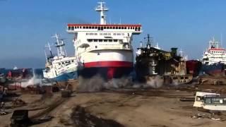 How to dock a ship like a Boss