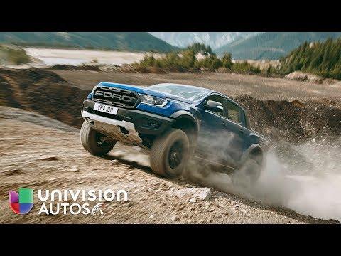 Ford Ranger Raptor , más imágenes y detalles | Univision Autos