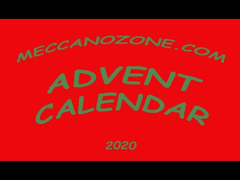MECCANOZONE.COM ADVENT CALENDAR 2020: 18TH DECEMBER