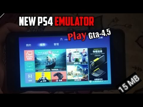 how to download ps4 emulator for android in play store - Myhiton
