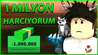 😱 28 MILIONI DI COINS E 350 ROBUX IN 1 VIDEO !! 😱 / Jailbreak / Roblox Inglese / Melih Fratello