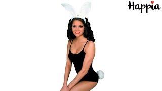 Набор кролика: уши, хвост, бантик / Обзор