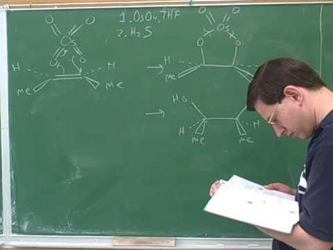 Dihydroxylation of alkenes (1)