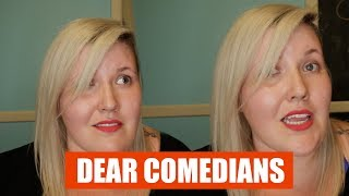 connectYoutube - To The Comedians Who Fat Shamed Me...