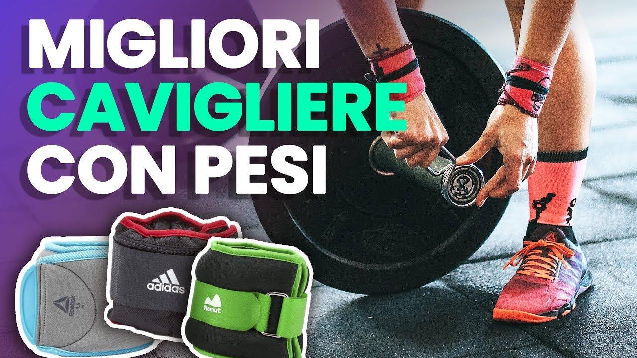 Resistenti Passeggiate Ginnastica Max Strength Palestra con Cinghia Regolabile per Fitness Jogging Aerobica Pesi per Caviglie Esercizi