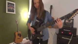 Milk Lizard - The Dillinger Escape Plan by Cissie on guitar