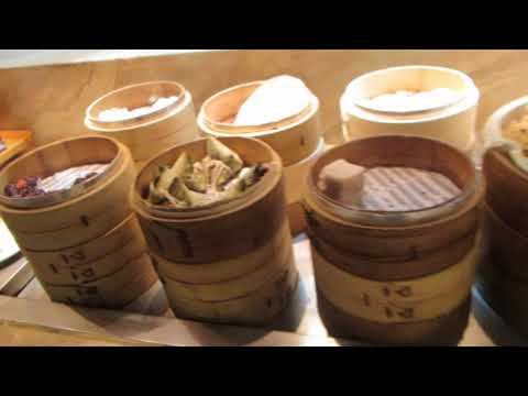 Taipei Vegetarian Tour:  Evergreen Vegetarian Restaurant