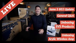 Jamo s 803 review