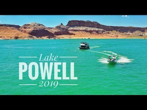 Lake Powell 2019