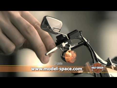 Build the Harley-Davidson Fat Boy by De Agostini ModelSpace