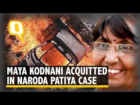 Naroda Patiya: Kodnani Acquitted, Babu Bajrangi's Sentence Reduced
