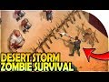 NEW DESERT STORM ZOMBIE SURVIVAL - LAST DAY ON EARTH SURVIVAL in The FUTURE!
