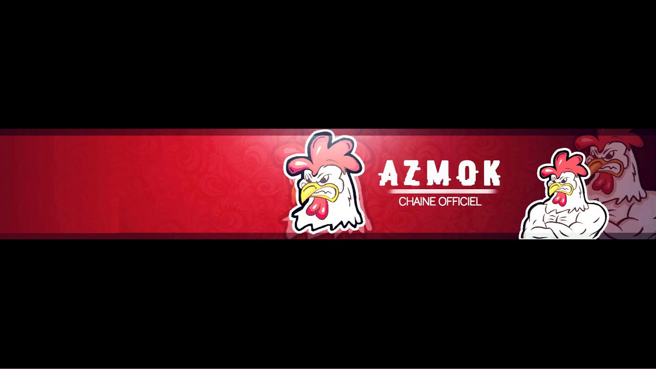 Azmok Officiel Youtube Gaming