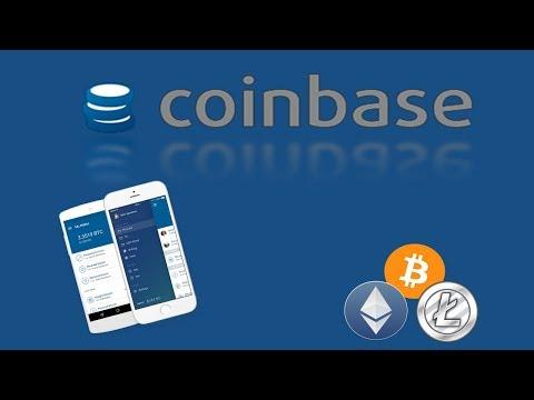 Coinbase - Carteira Bitcoin, Aprenda A Utilizar ( LEIA A DESCRIÇÃO DO VIDEO )