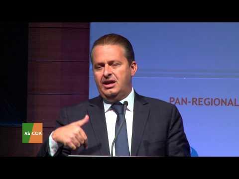 São Paulo 2014 - Keynote Speech by Eduardo Campos, Governor of Pernambuco