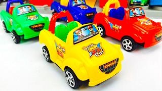 Autos para Niños - Carros Infantiles - Cochecitos de Colores
