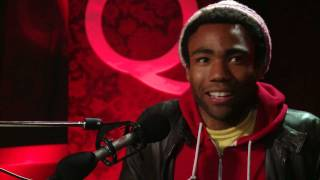 Comedic Triple-Threat Donald Glover in Studio Q thumbnail