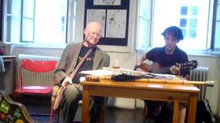Leonard Cohen´s Death of a Ladies´man Wienerisch von Reinhard Liebe
