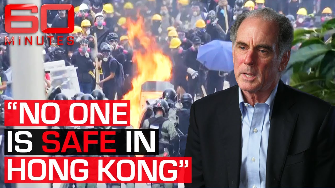 Former journalist on the fight for free speech in Hong Kong | 60 Minutes Australia