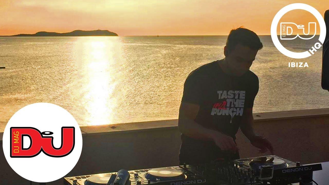 Laidback Luke TECHNO set Live From #DJMagHQ Ibiza #1