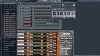 FL studio Tutorial - Лирический Хип Хоп ( Часть 1)