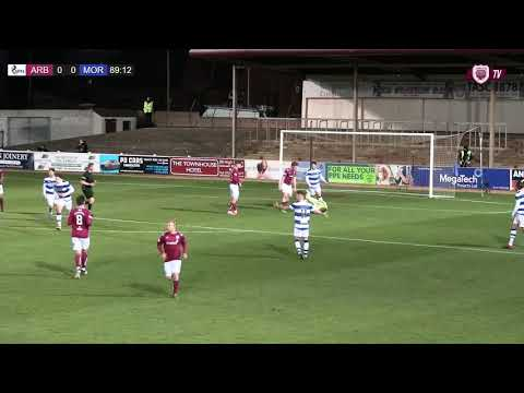 Arbroath Morton Goals And Highlights