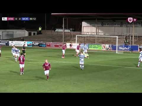 Arbroath Morton Goals And Highlights