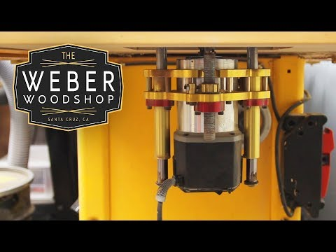 Episode 1 - Router Table Dust Collection Box (Part 1)