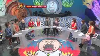 통아저씨 부녀, 하루 출연료 고작 3만 5천원?!_채널A_분노왕 25회