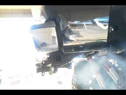 03 6.0 f350 bad egr start up
