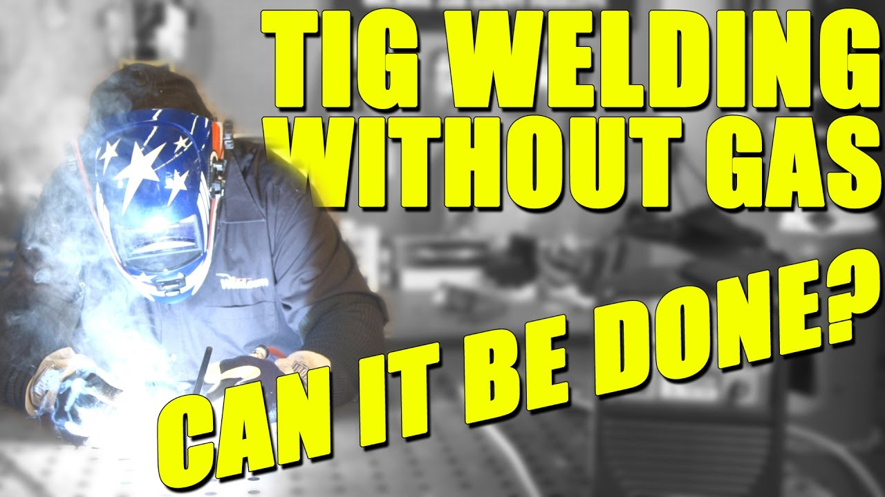 Flux Core Welding Wire >> TIG Welding Carbon Steel w/ Flux Cored Wire and NO GAS ...